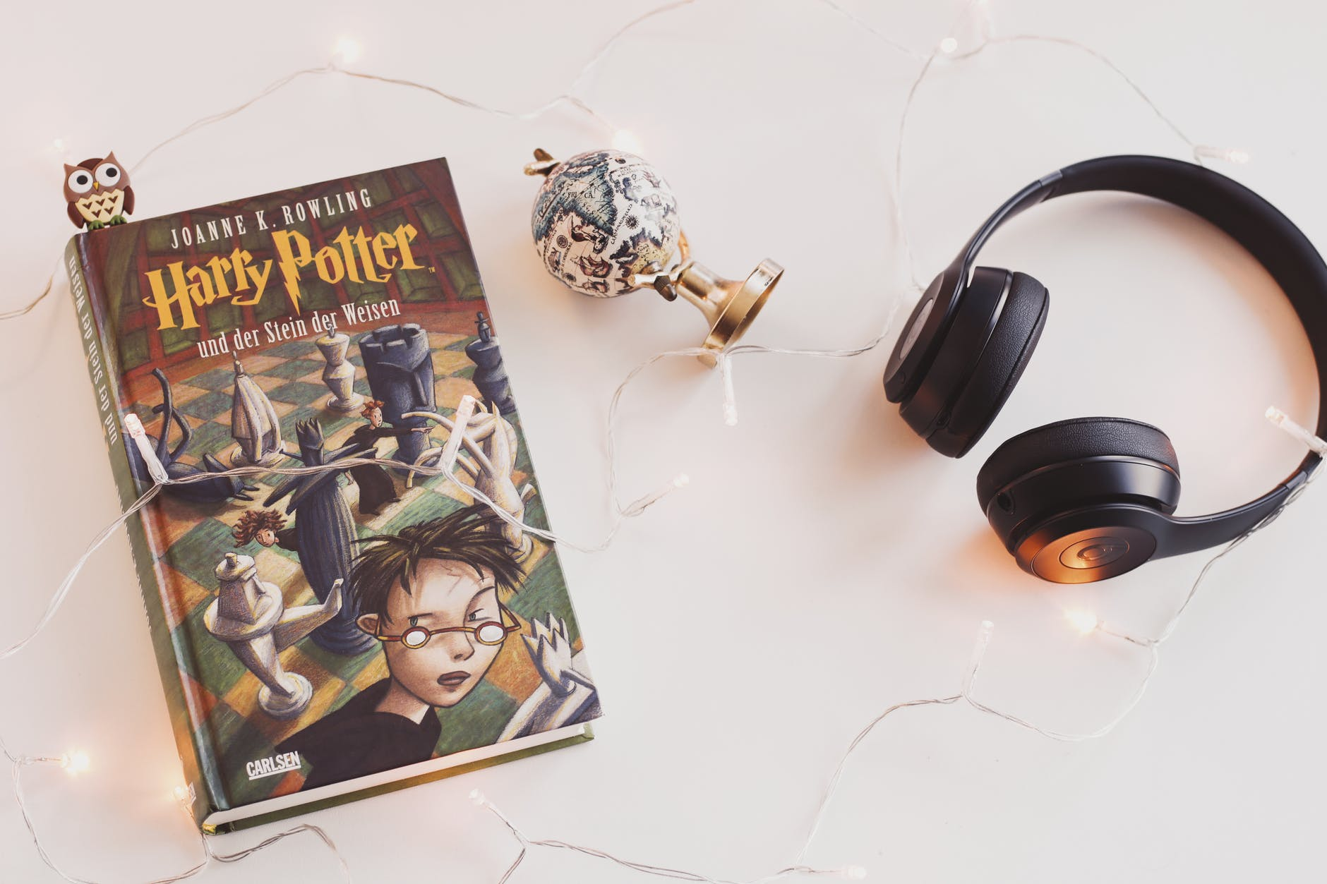 5 reasons why Harry Potter is a great read