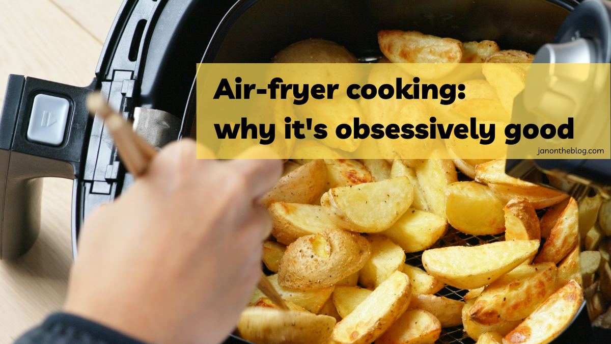 3 reasons why air-fryer cooking is obsessively good