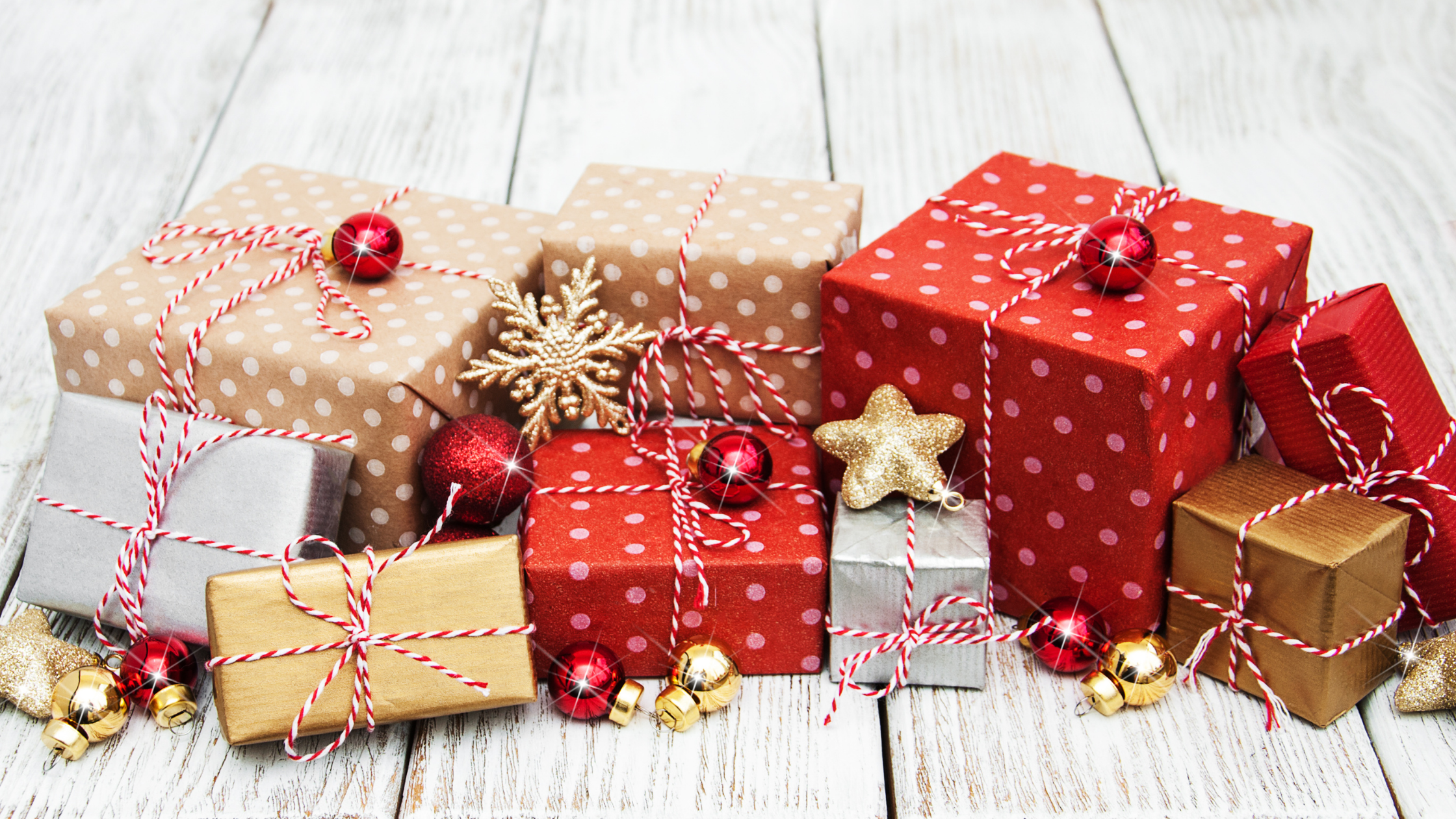 Things to ponder: on Christmas gifts
